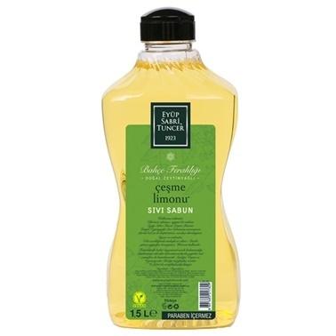 Eyüp sabri tuncer Eyüp Sabri Tuncer Çeşme Sıvı Sabun 1500 ml Renksiz